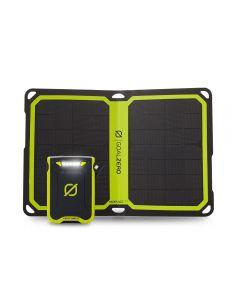 GoalZero Venture 30 Solar kit med Nomad 7+