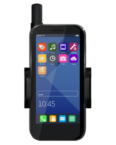 Thuraya SatSleeve+ for iPhone og Android
